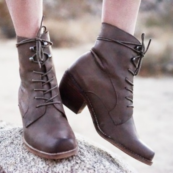 Ankle Boots Granny Taupe | Poshmark